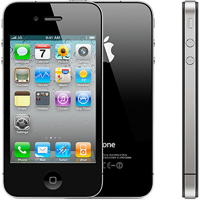 iPhone 4 Display Folie